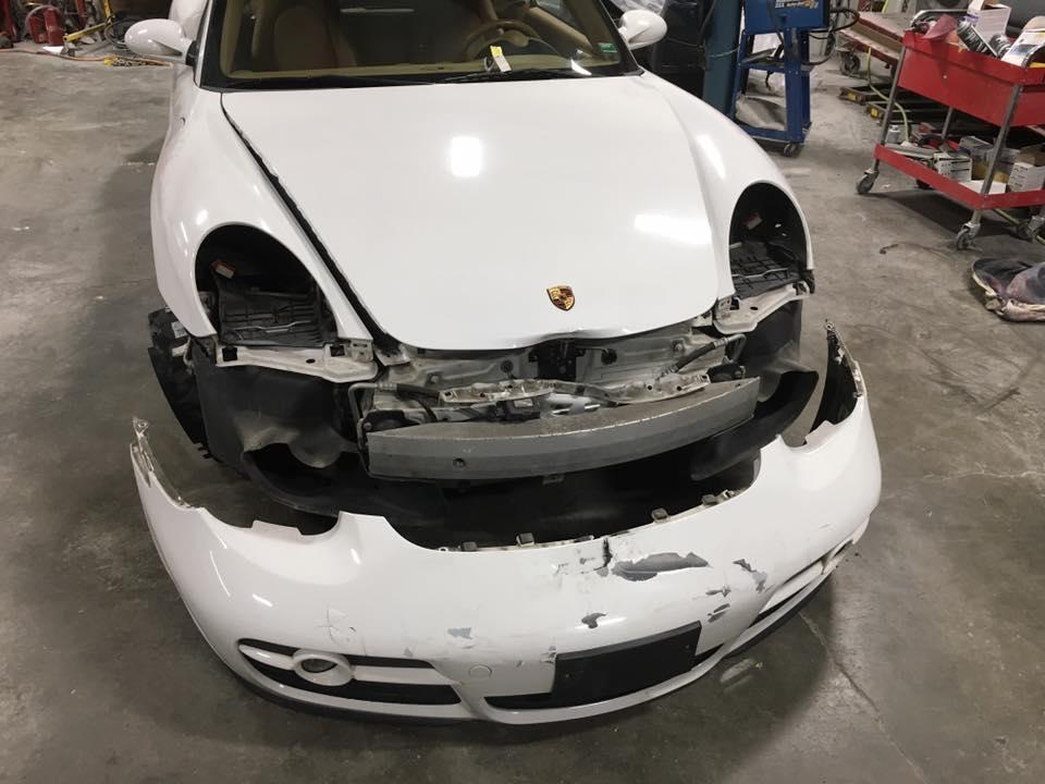Bumper Repair in Columbia, Mo
