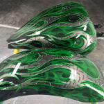 Motorcycle Custom Paint in Columbia, Mo