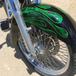 Custom Motorcycle Paint | Galen's Auto Body in Columbia, Mo